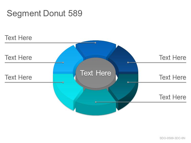 Segment Donut 589