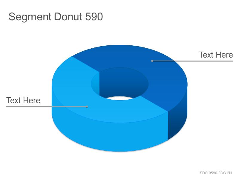 Segment Donut 590