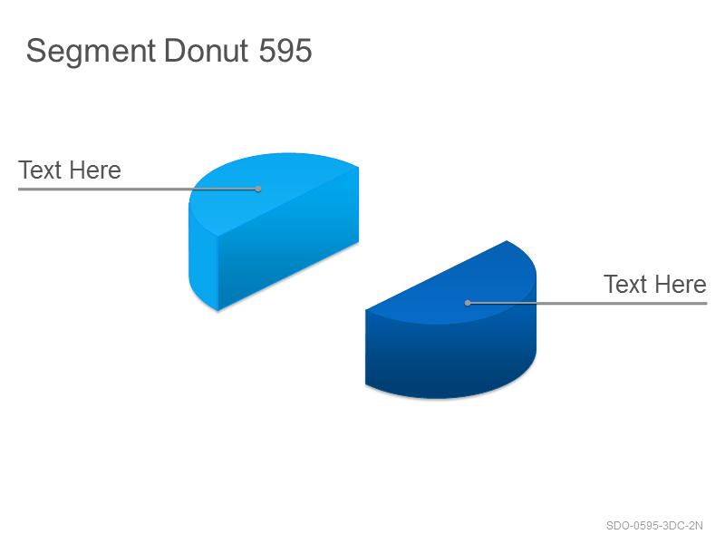 Segment Donut 595