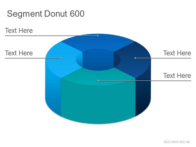 Segment Donut 600