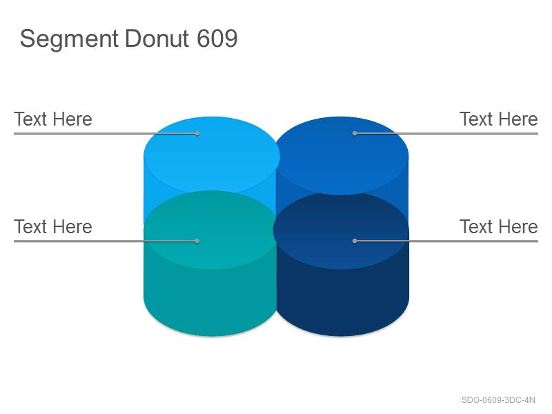 Segment Donut 609