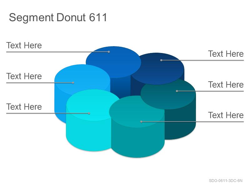Segment Donut 611