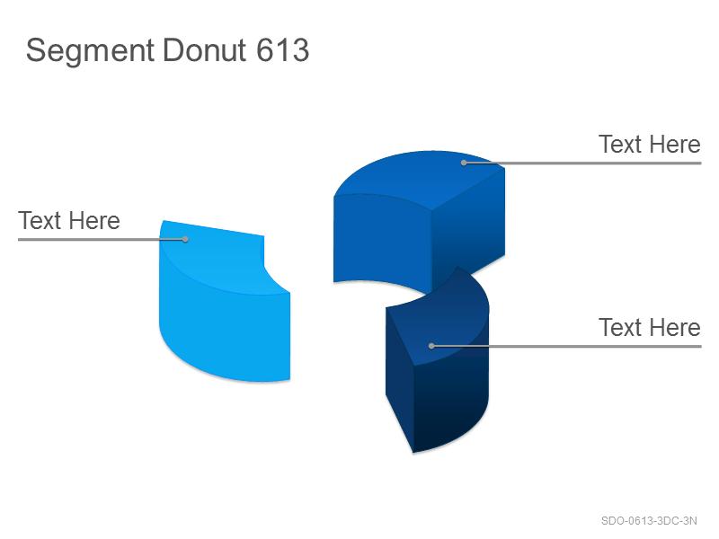 Segment Donut 613