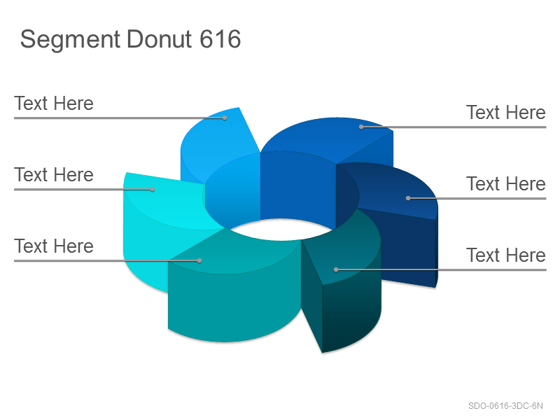 Segment Donut 616