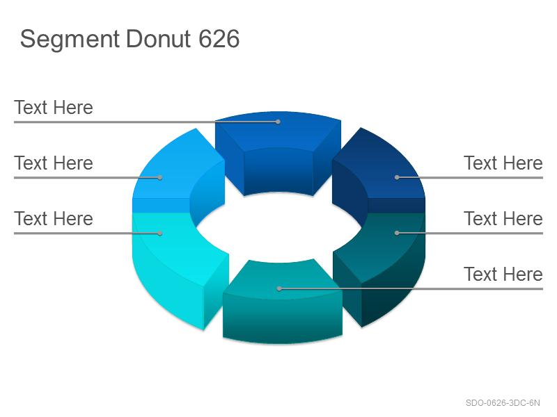 Segment Donut 626