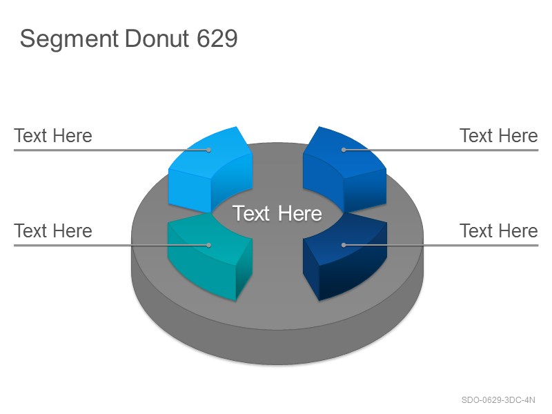 Segment Donut 629