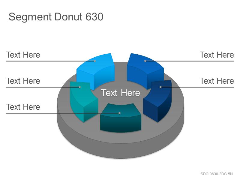 Segment Donut 630