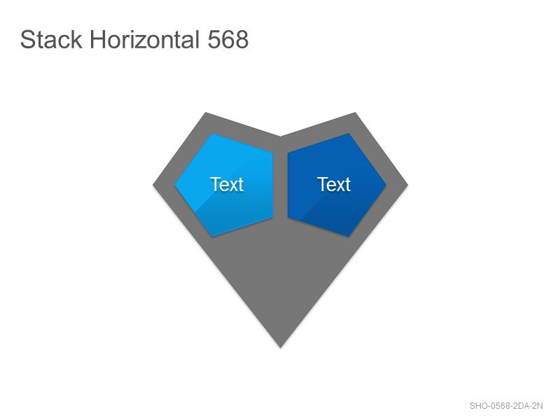 Stack Horizontal 568