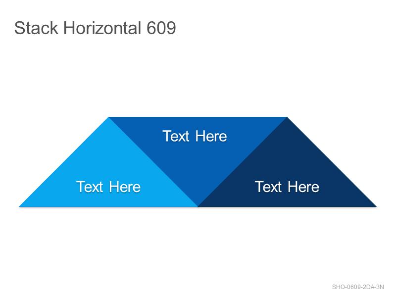 Stack Horizontal 609