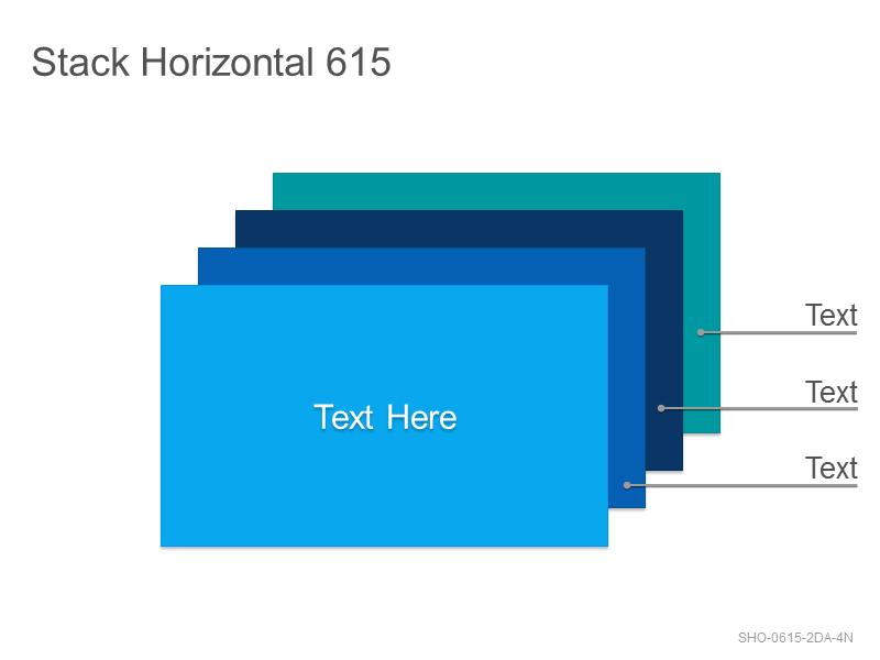 Stack Horizontal 615