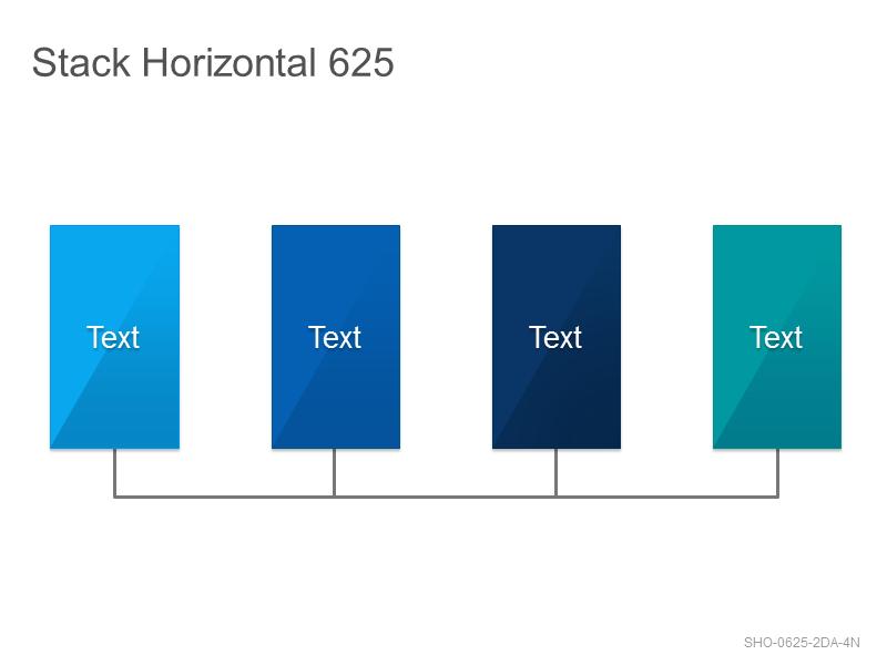 Stack Horizontal 625