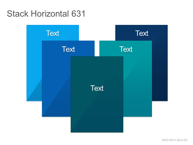 Stack Horizontal 631
