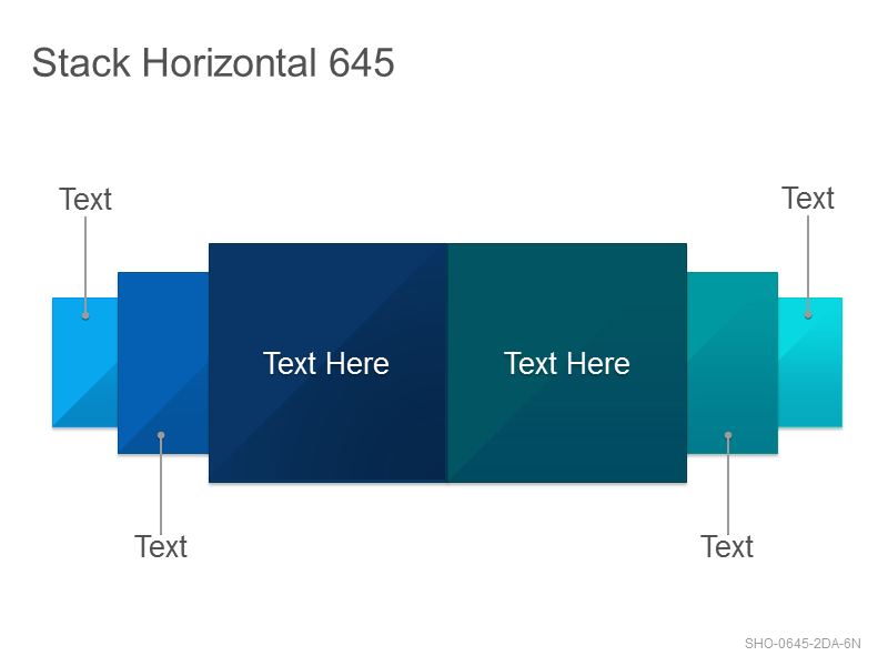 Stack Horizontal 645