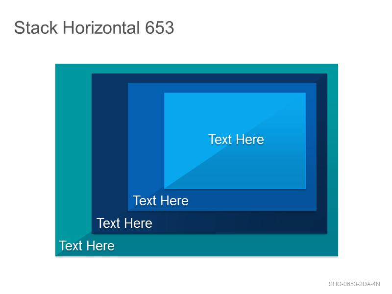 Stack Horizontal 653