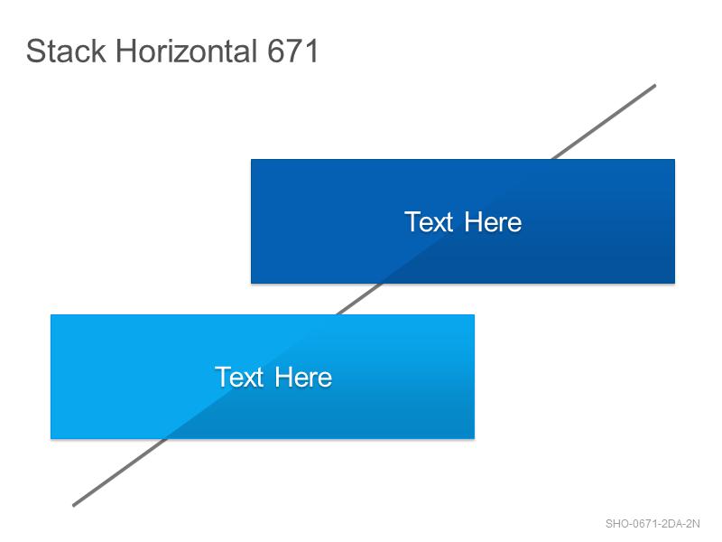 Stack Horizontal 671