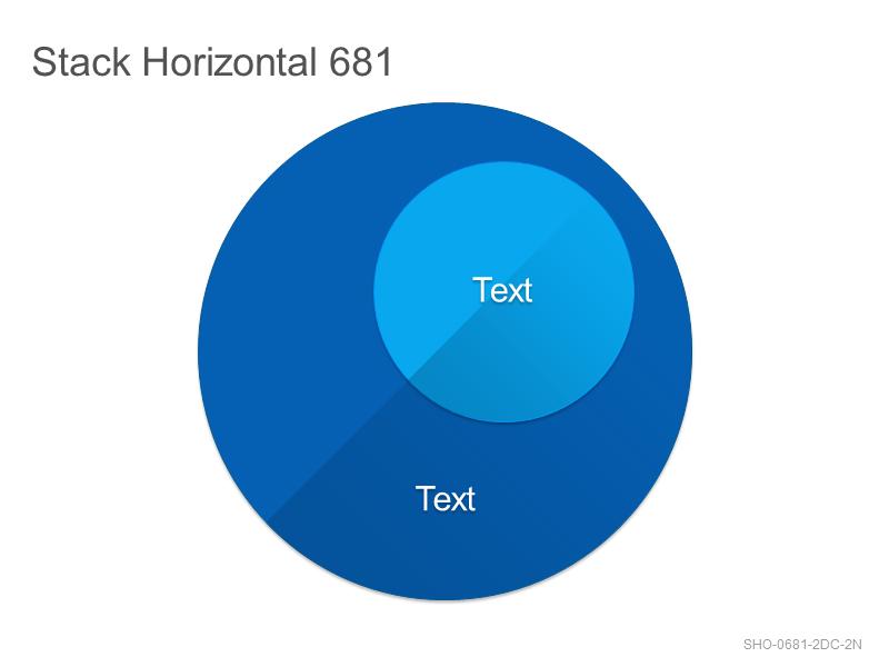 Stack Horizontal 681