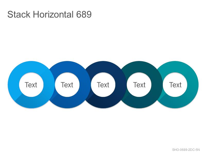 Stack Horizontal 689