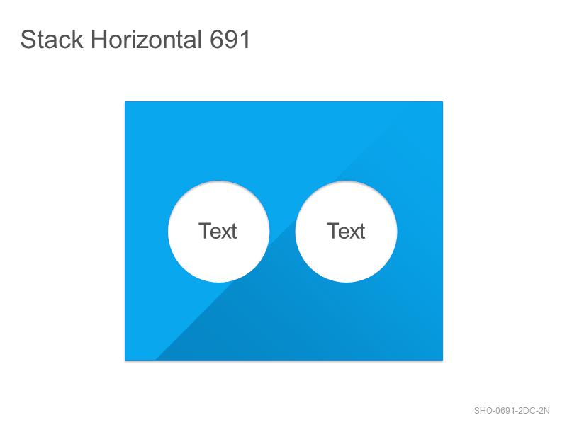 Stack Horizontal 691
