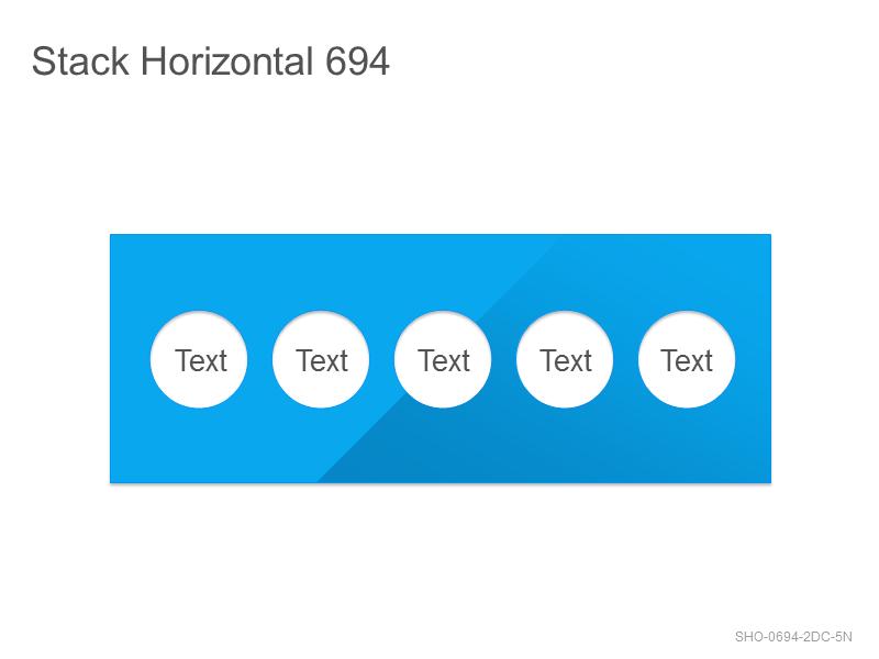 Stack Horizontal 694