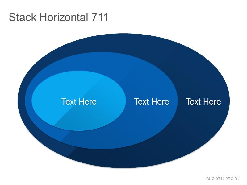 Stack Horizontal 711