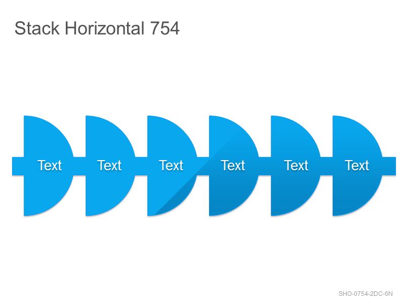 Stack Horizontal 754