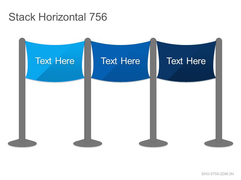 Stack Horizontal 756