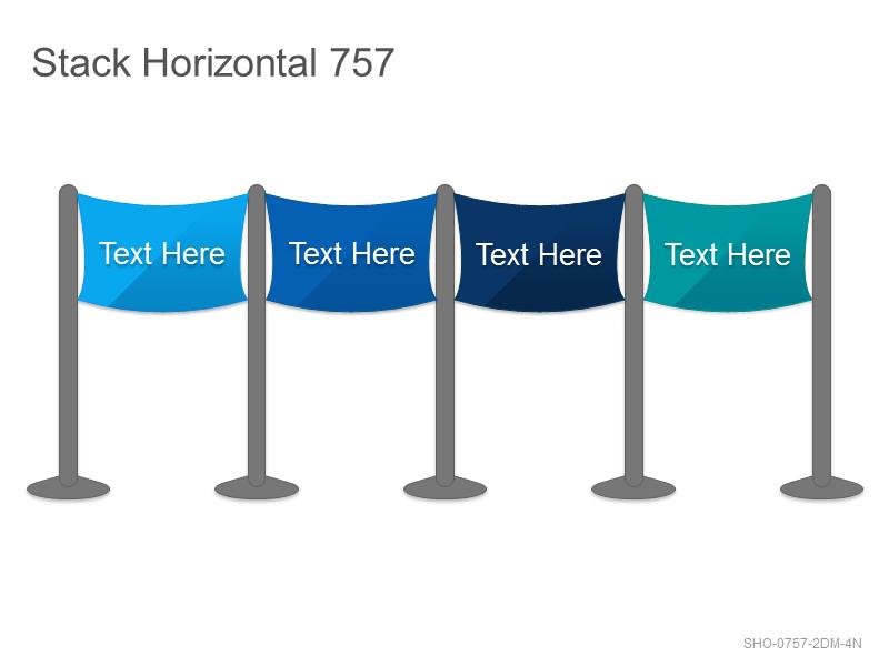 Stack Horizontal 757