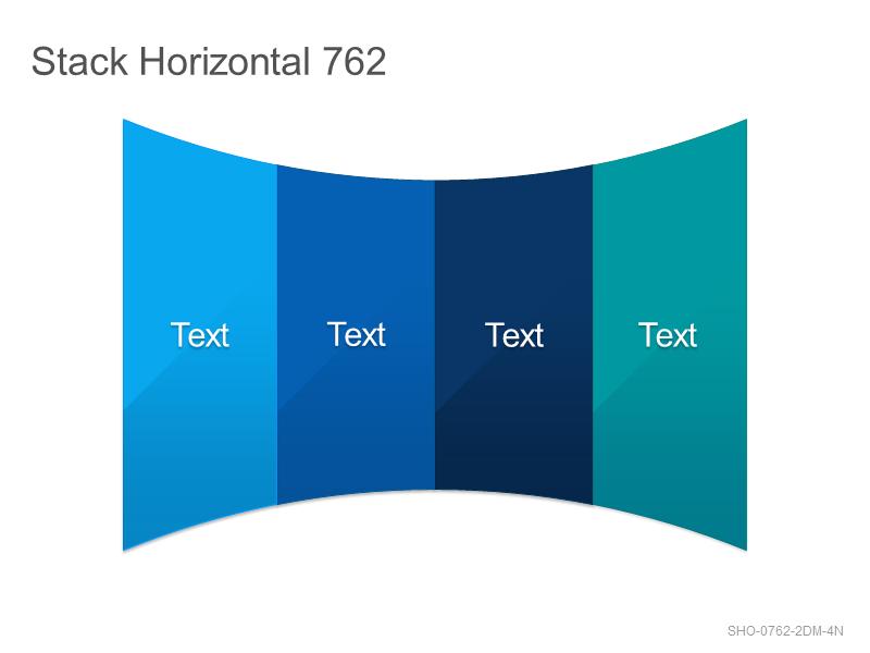 Stack Horizontal 762