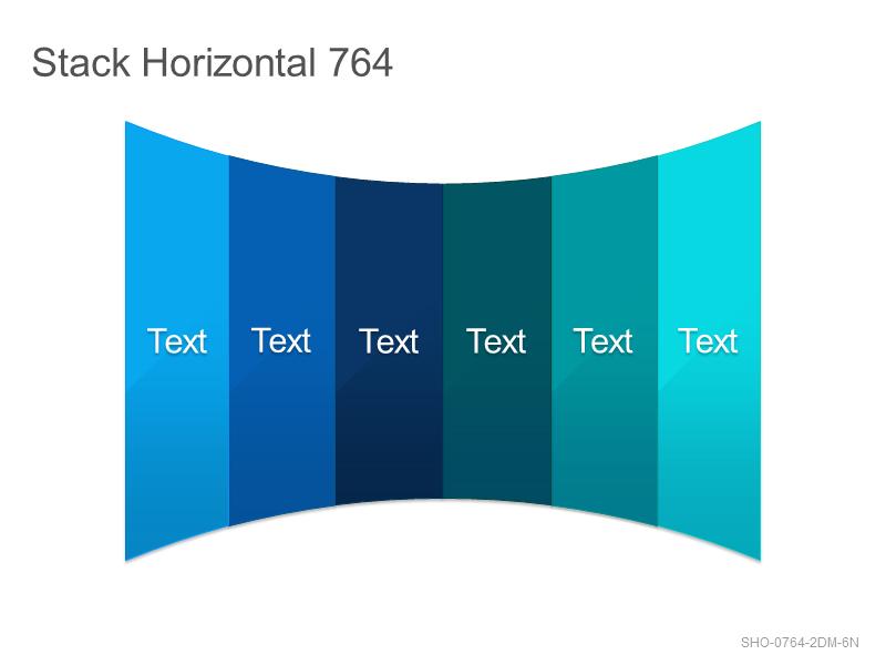 Stack Horizontal 764