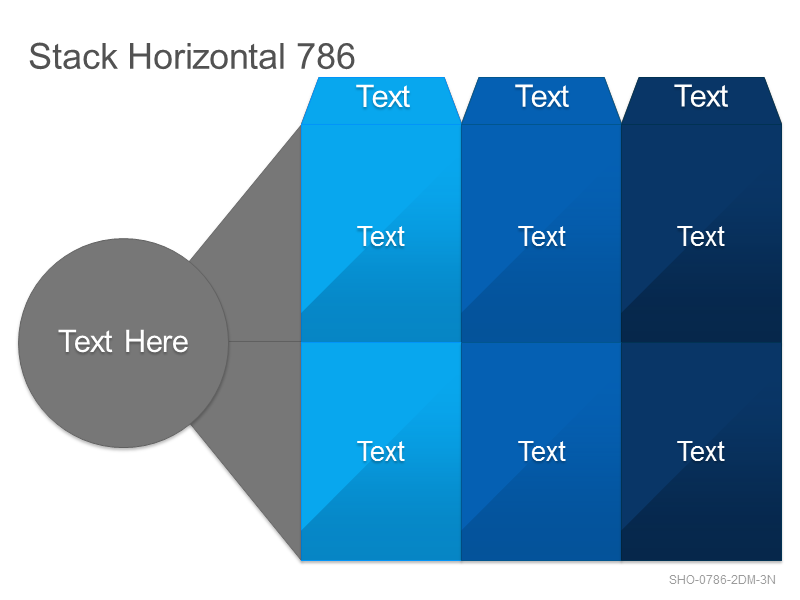 Stack Horizontal 786