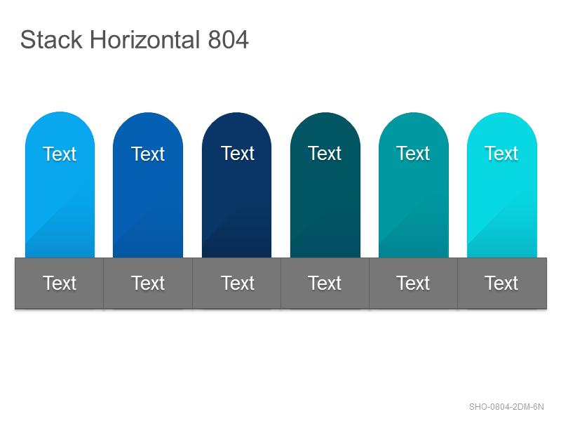 Stack Horizontal 804