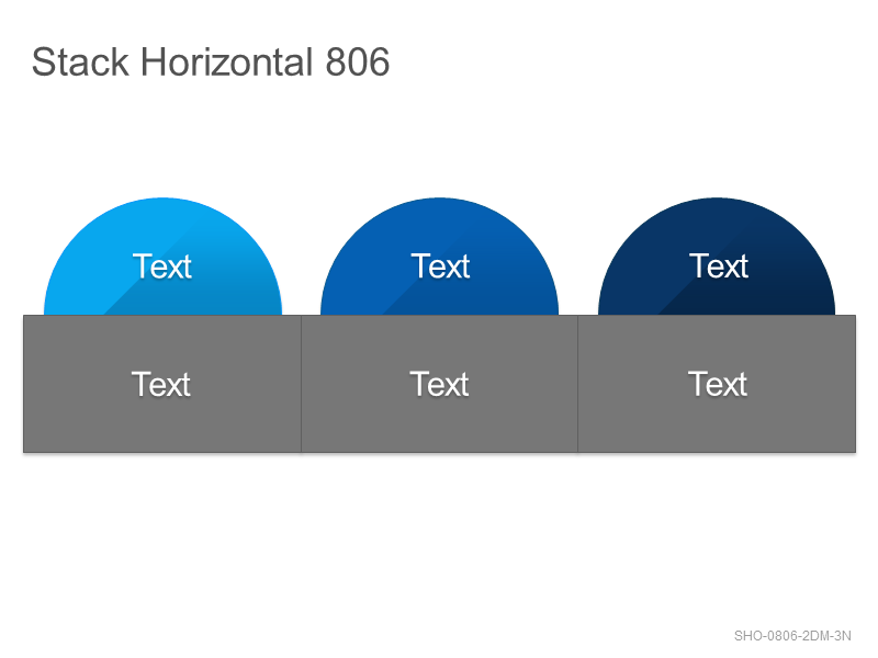 Stack Horizontal 806