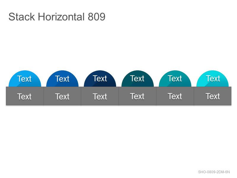 Stack Horizontal 809