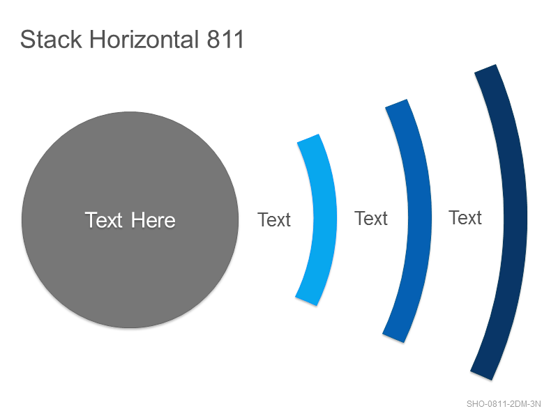 Stack Horizontal 811