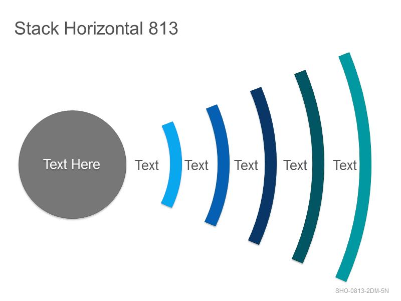 Stack Horizontal 813