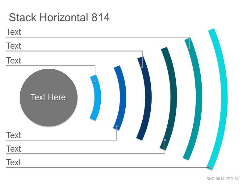 Stack Horizontal 814
