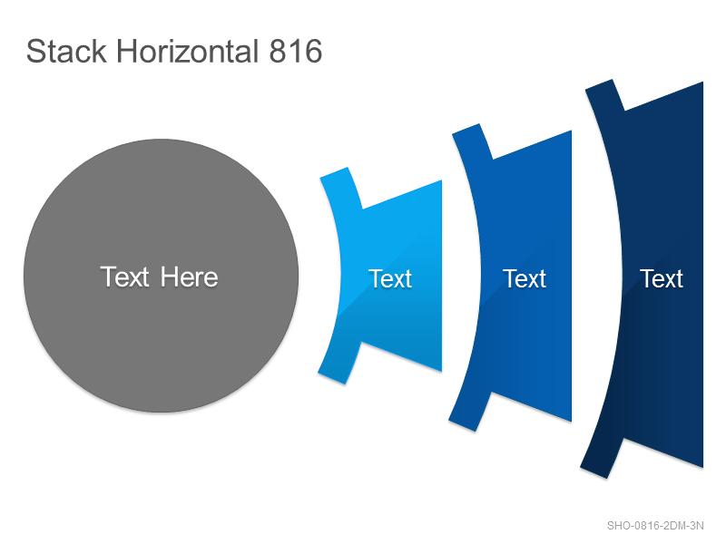 Stack Horizontal 816