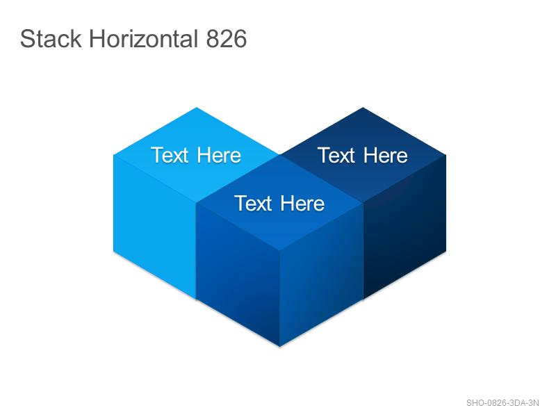 Stack Horizontal 826
