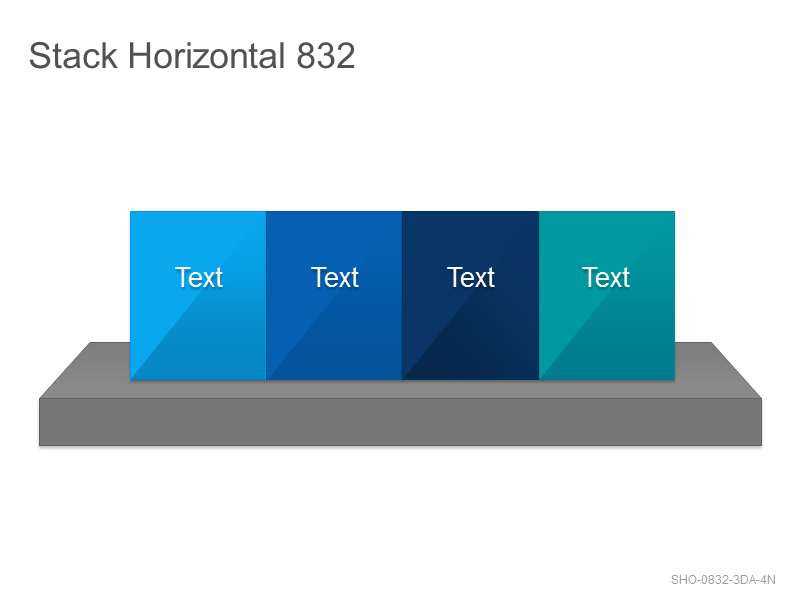 Stack Horizontal 832
