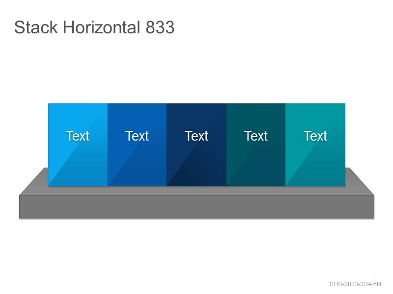 Stack Horizontal 833