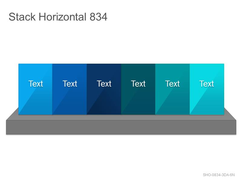 Stack Horizontal 834
