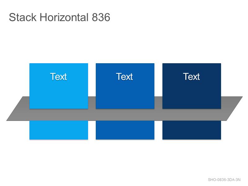 Stack Horizontal 836