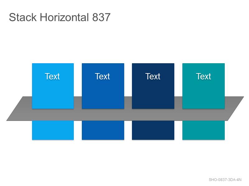 Stack Horizontal 837