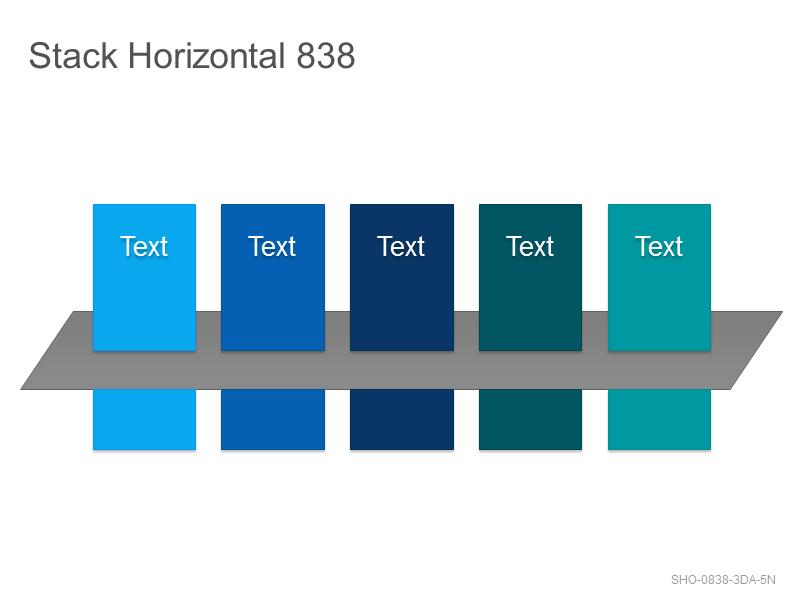 Stack Horizontal 838