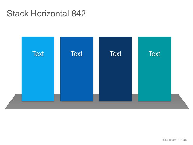 Stack Horizontal 842