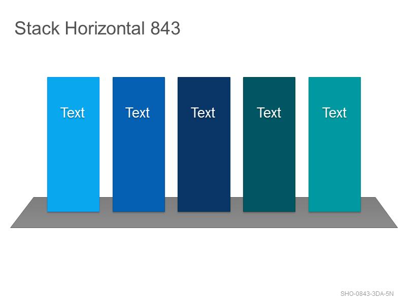 Stack Horizontal 843