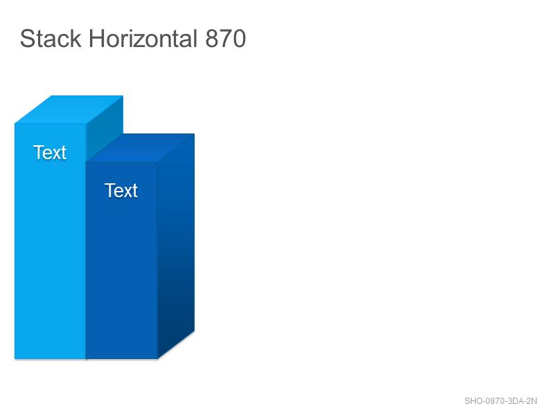 Stack Horizontal 870