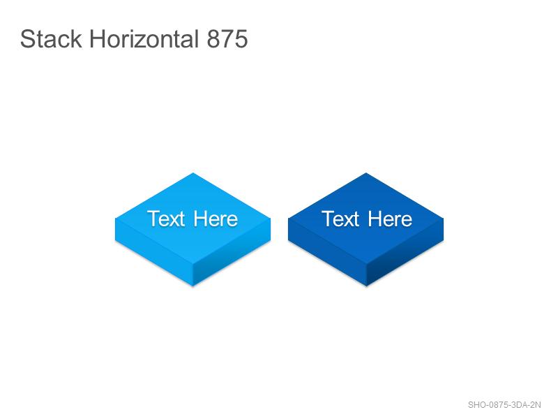 Stack Horizontal 875