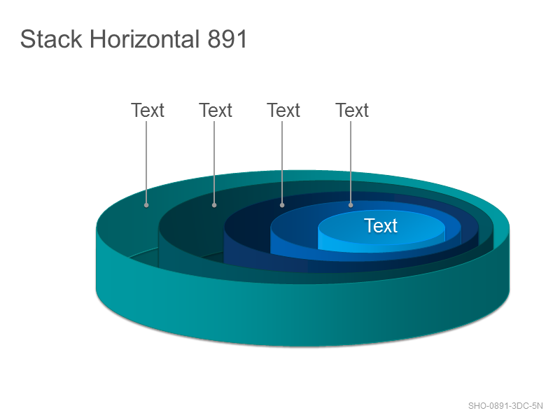 Stack Horizontal 891