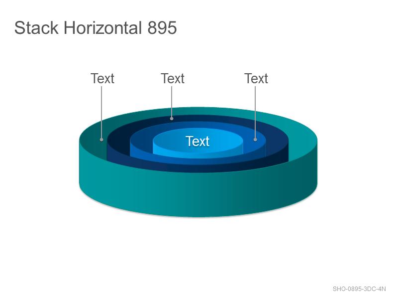 Stack Horizontal 895